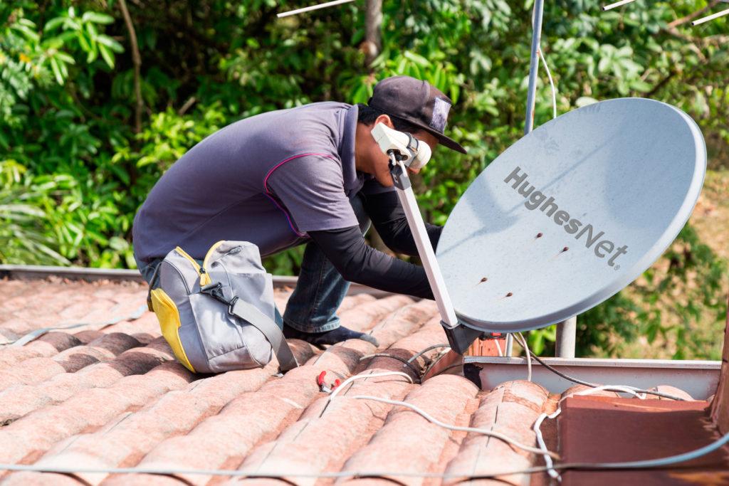 Installazione antenna tv Monza